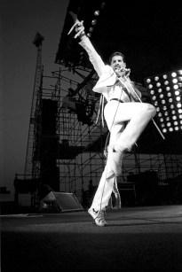 Freddie - Live In Milton Keynes 1982