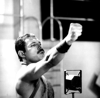 Freddie - Radio Ga Ga