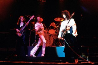 Sheer Heart Attack Tour
