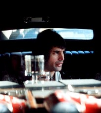 Freddie - 1974 photo in car