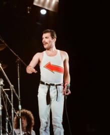 Freddie - Milton Keynes 1982