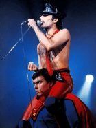 Freddie we will rock you live at hammersmith 1979