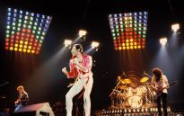 Hot Space live concert 1982