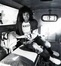 Brian in Mexico 1981