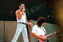 Freddie and Brian Live Aid