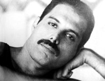 Freddie photo session in 1985