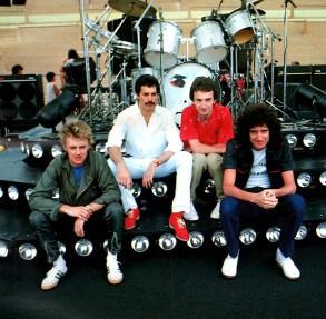 Queen in Buenos Aires 1981