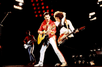 Queen live in 1982 - CLTCL