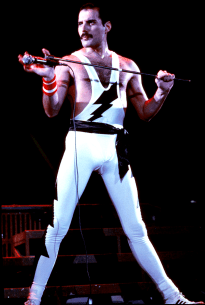 The Works Tour - Freddie live - concert