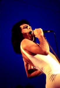Freddie - Live At Hyde Park 1976