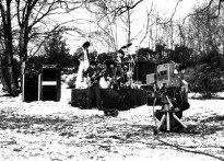 Making of Spread Your Wings in February 1978