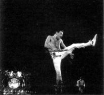 Freddie - Hot Space Tour 1982 (Live)