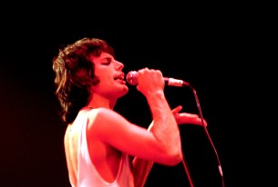 Freddie - Live at Madison Square Garden in New York on 5th February 1977