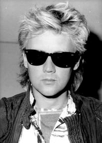 Roger in 1985 - photo