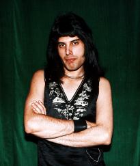 Freddie in early 70's