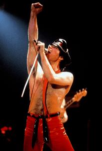 Freddie - Live At Hammersmith 1979 - photo