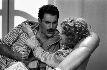 Making of The Great Pretender video