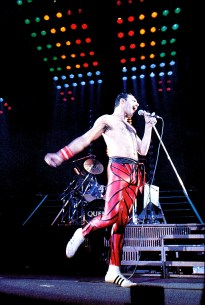Queen in 1984 - The Works Tour
