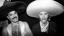 Freddie and Roger in Puebla 1981
