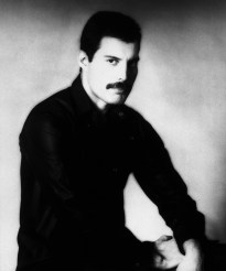 Freddie in 1982 - Hot Space photo session