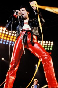 Freddie - The Game Tour - in action