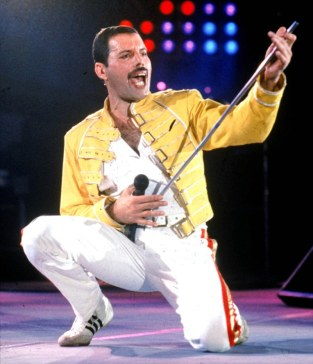 Freddie - Live at Wembley Stadium 1986