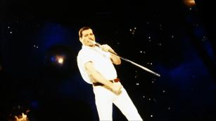 Freddie Mercury - Time 1986 (2)
