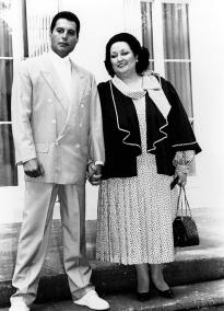 Freddie nad Montserrat Caballe - 1987