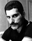 Freddie in 1982 - Japan Tour