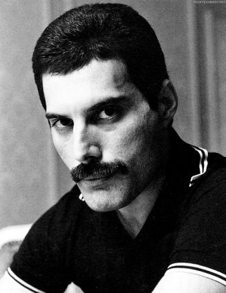 Freddie in 1982 - Japan Tour