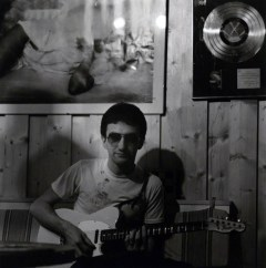 John Deacon at Mountain Studios
