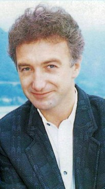 John in 1988 - In Montreux