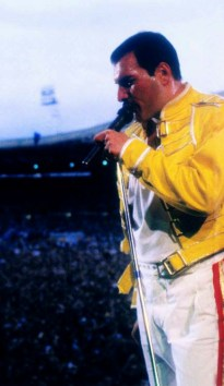 Freddie Mercury - Live At Wembley Stadium 1986