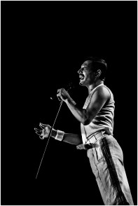 Freddie live at magic tour 1986