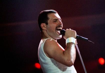 Magic Tour - Freddie Mercury