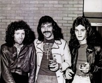 Brian May, Tony Iommi & Eddie Van Halen