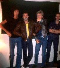 band in 1981