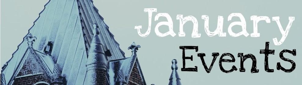 January 2013 Events (1/4)