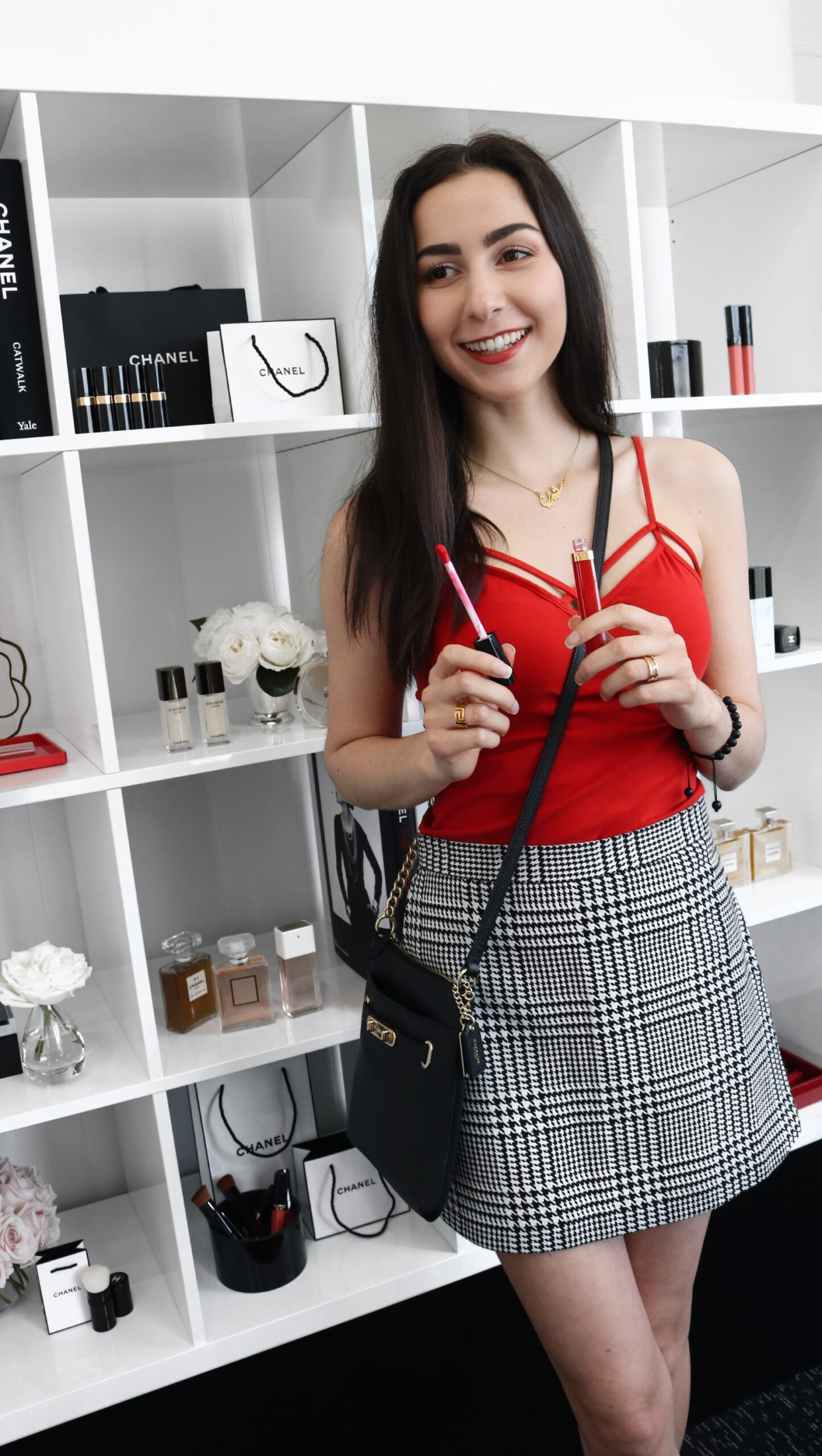 2018 Trend: How to Style Plaid Skirts