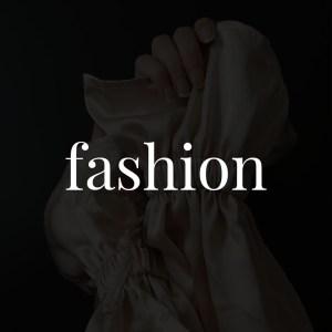 Fashion Blog Category