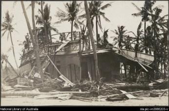 Mackay 1918 cyclone