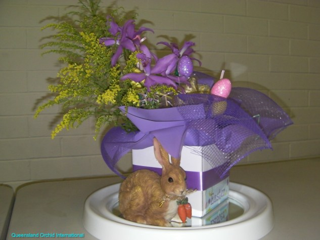 Queensland Orchid International Happy Easter (5)