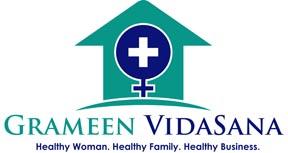 Grameen VidaSana logo