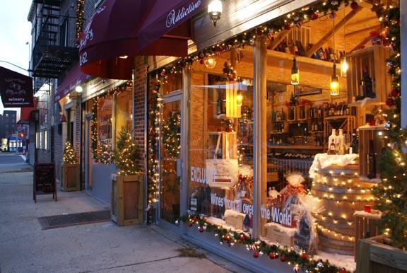 El establecimiento de venta de vinos se halla a pocos pasos de Norghthern Boulevard y la calle 87, en Jackson Heights.