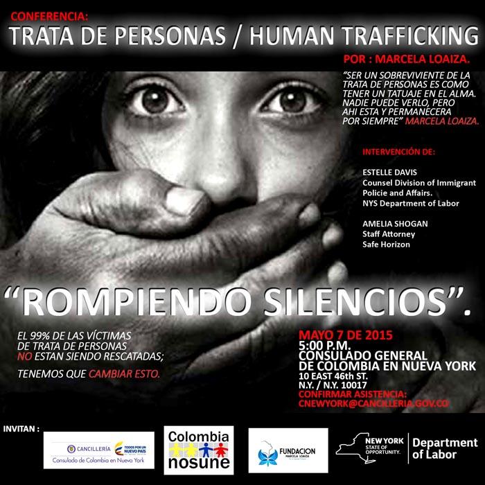 Consulado colombiano Rompiendo el silencio