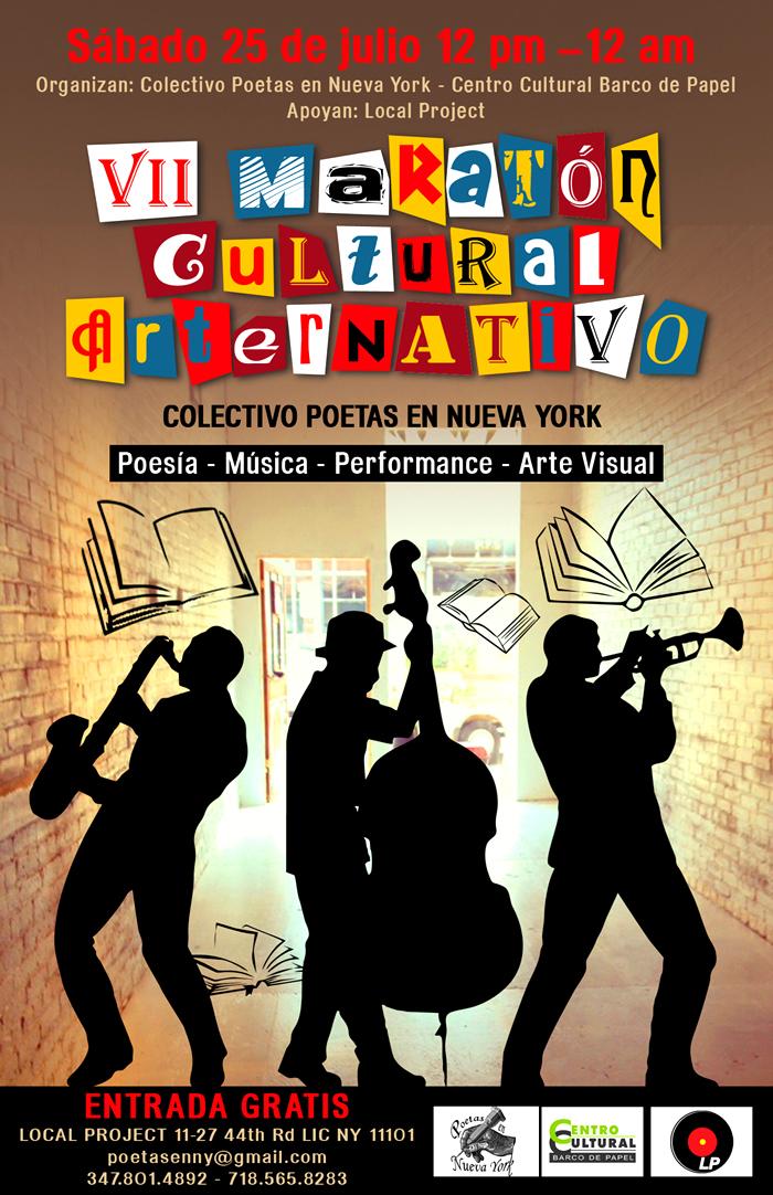 VII Maratón Cultural – Arternativo