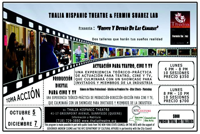 Thalia comunicado 0915