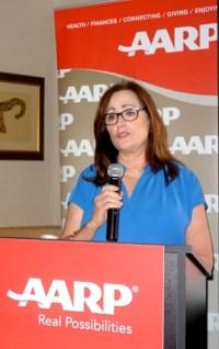 Beth Finkel, directora de AARP en NYS.