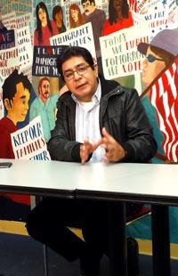 José Guadalupe Ruelas.