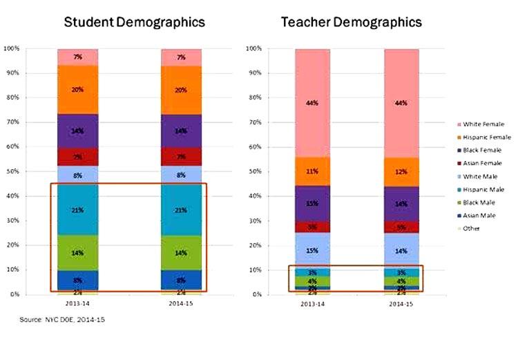 NYC class demographics